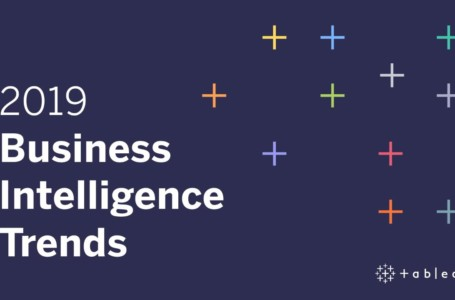 Business Intelligence Trends for the Year 2013