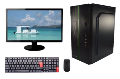 The Hermit and the Desktop Computer