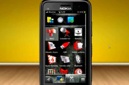 The Apple Iphone Vs the Nokia 5800 XPress Music Phone